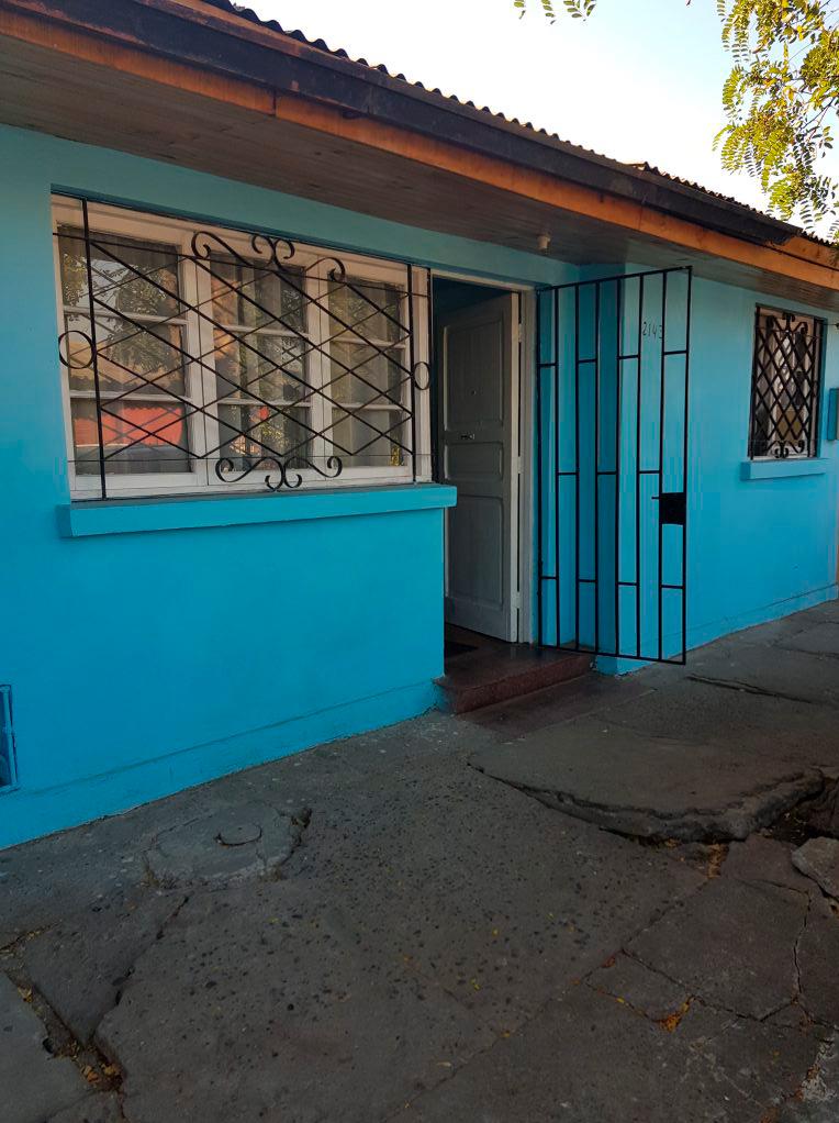Casa Seis poniente – Pedro Aguirre Cerda