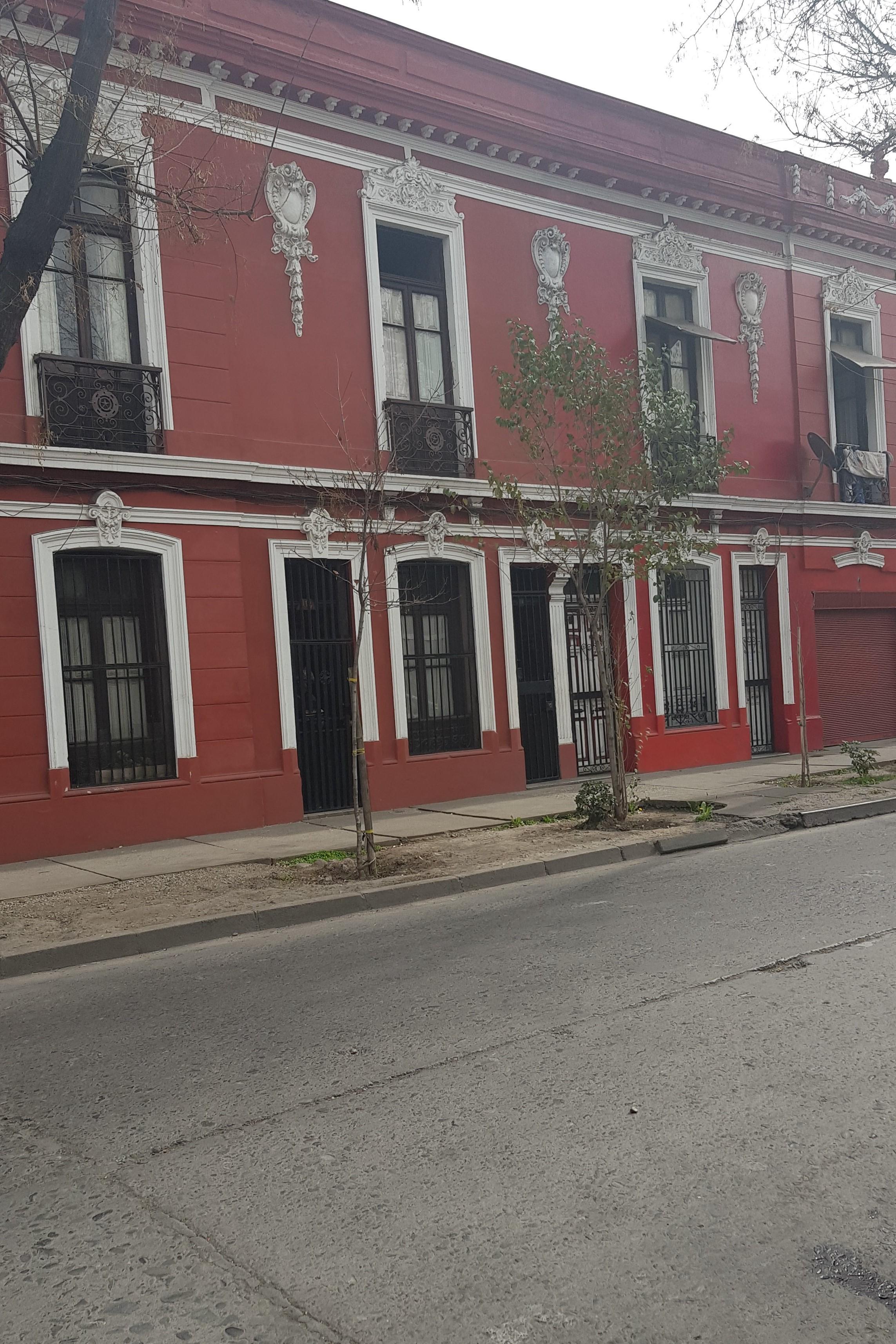 Casa calle Maipu - Santiago